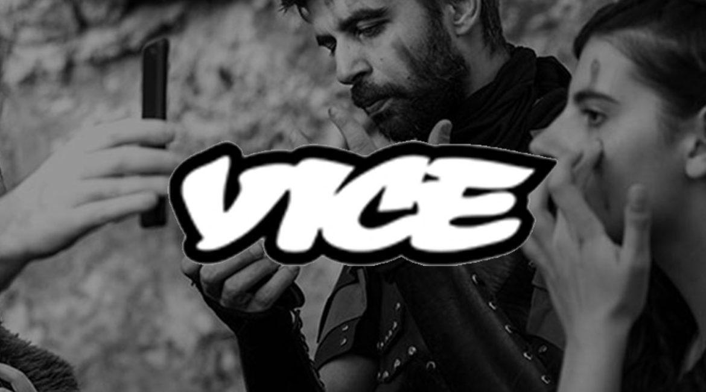 Ντοκιμαντέρ με την VICE